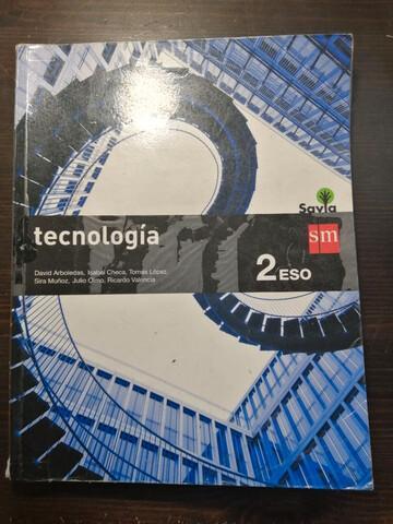 Libro Tecnología 2 ESO SM - foto 1