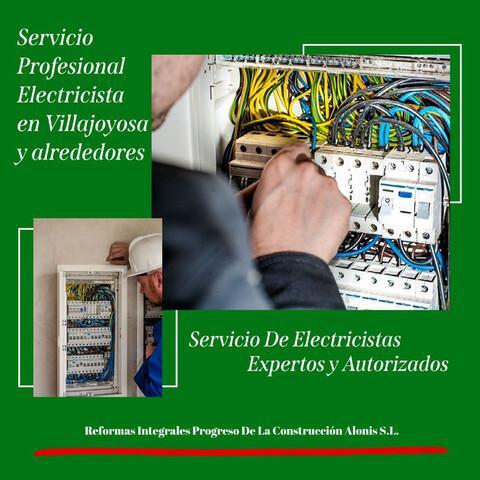 Electricistas Benidorm - foto 1