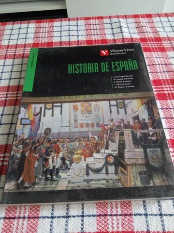 Libro de historia de Madrid. - foto 1