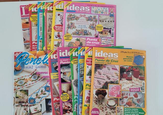Revistas labores - foto 1