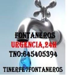 Fontanero en la Orotava - foto 1