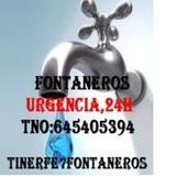 FONTANERO EN LA OROTAVA