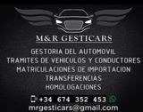 M&R GESTICARS GESTORÍA DEL AUTOMÓVIL