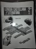 LIBRO DE LENGUA 2° BACHILLERATO