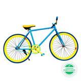 000m montaje bicicleta personalizada fix - foto