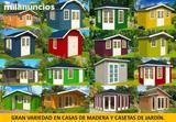 Casas de madera y casetas de jardÍn - foto