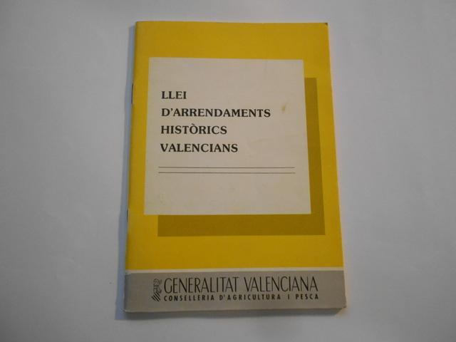 llei d\'arredaments històrics valencians - foto 1