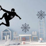 VINILO ADHESIVO SPIDERMAN DECORACION