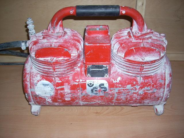 Compresor de aire (trifasico) - foto 1