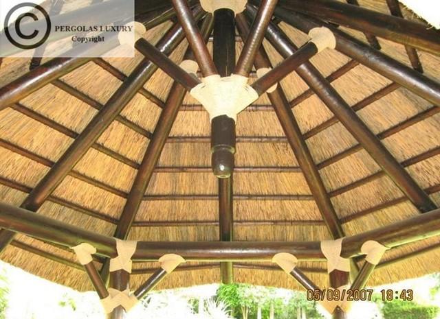 Pergolas junco africano  ref  23 - foto 1