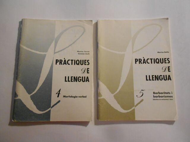 2 cuadernos pràctiques de llengua - foto 1