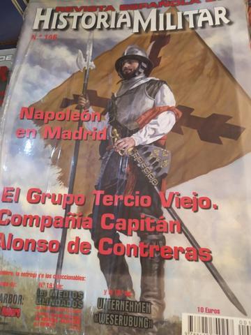 revista Española historia militar  - foto 1