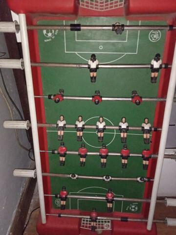-antiguo futbolin de RIMA.....VITORIA - foto 1