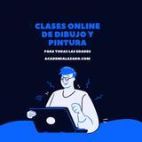 CLASES ONLINE DE DIBUJO Y PINTURA
