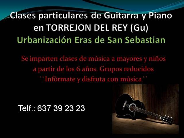 Clases de Guitarra y Piano - foto 1