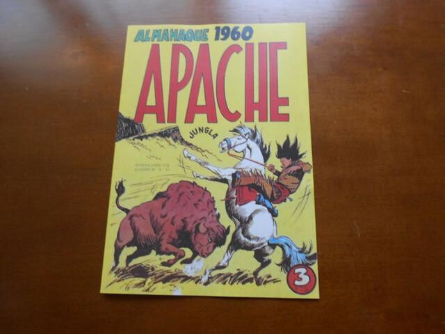 APACHE. ALMANAQUE 1960 - foto 1