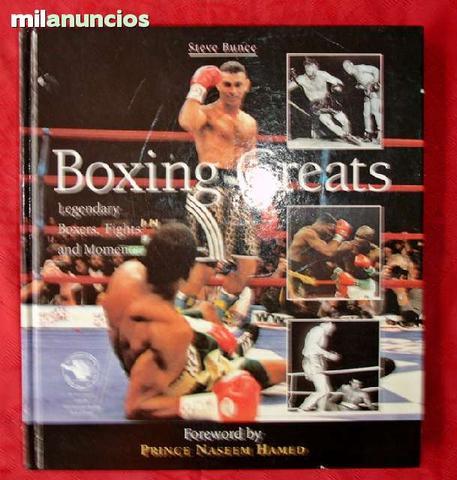 Grandes Boxeadores - Boxing Greats -1998 - foto 1