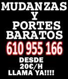 Portes, Mudanzas y Portes En Barcel - foto