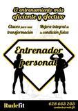 ENTRENADOR PERSONAL - PERSONAL TRAINER