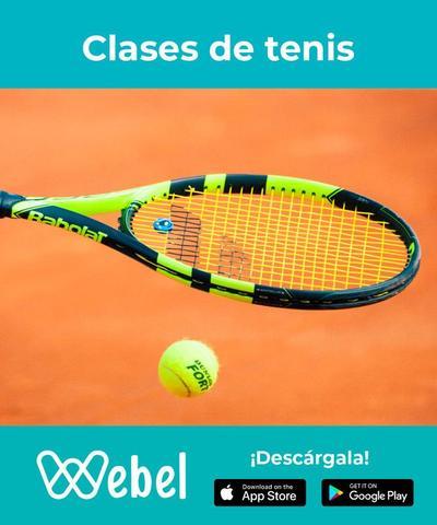 Clases de tenis Barcelona - foto 1
