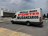 Portes sevilla Madrid Andalucia dsd 55e - foto