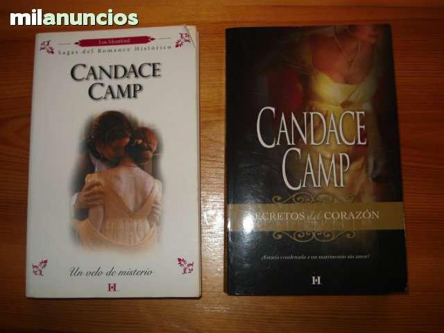 Lote2 Novelas Románticas de Candace Camp - foto 1