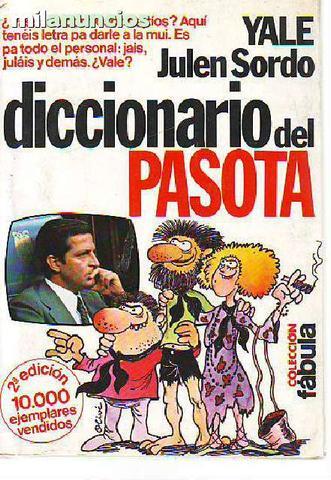 Diccionario del pasota - foto 1