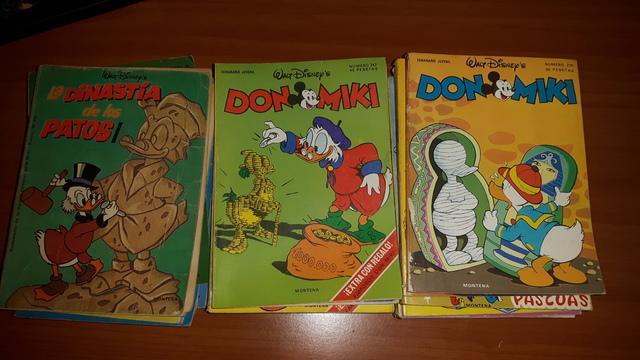 Cómics Don Miki - foto 1
