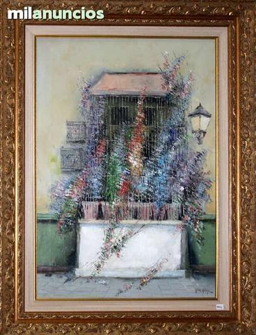 Moreno ortega - balcÓn con flores - foto 1