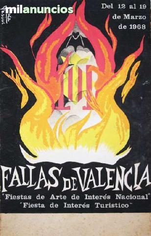 Cartel iberia - valencia fallas - foto 1