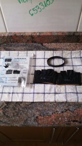 Guantes gripper entrenamiento - foto 1