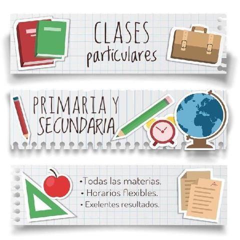 Clases online de Primaria, ESO y Bachill - foto 1
