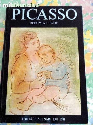 Llibre il.lustrat PICASSO EDICIÓ CENTENA - foto 1