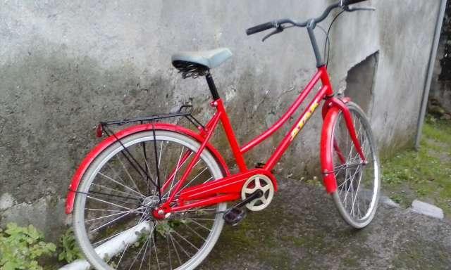 Bicicleta atak de paseo clasica - foto 1