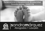 Abogada reclamaciones paternidad - foto