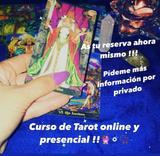 Curso tarot online y presencial - foto