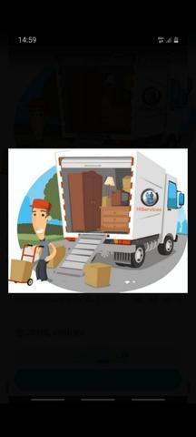 mudanzas con camión plataforma - foto 1