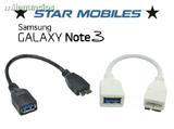 CABLE USB OTG USB 3.0 GALAXY NOTE 3