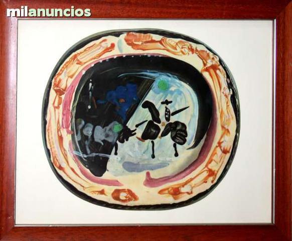 Dibujo de pablo picasso original - foto 1