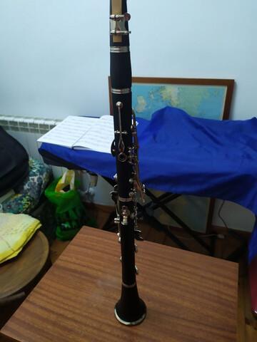 Clarinete Amadeus nuevo sib - foto 1