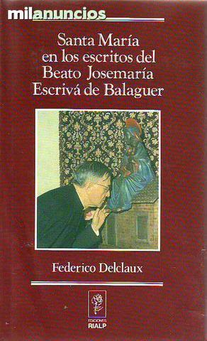 Santa María En Los Escritos Del Beato Jo - foto 1
