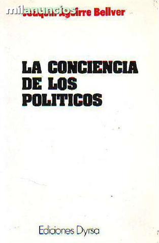 La conciencia de los políticos - foto 1