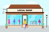 Mudanza de locales comerciales - foto