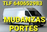 empresa de transportes y mudanzas nacion - foto