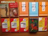 LOTE DE 13 LIBROS DE FRANCéS