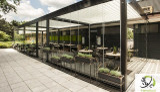 acristalamientos terrazas de hosteleria - foto