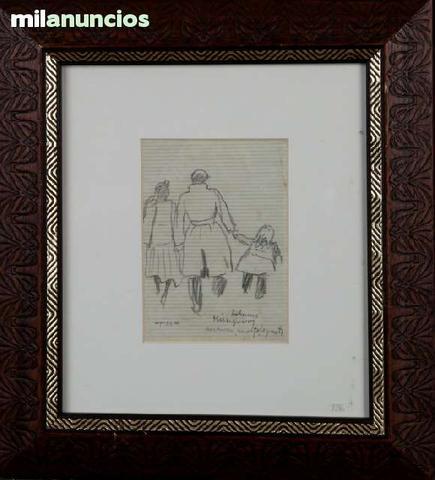 Dibujo ricardo opisso sala - hongaresos - foto 1