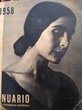 ANUARIO FOTOGRAFIA ESPAñOLA 1958.