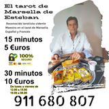 Vidente   ESTEBAN  de radio y  tv. - foto
