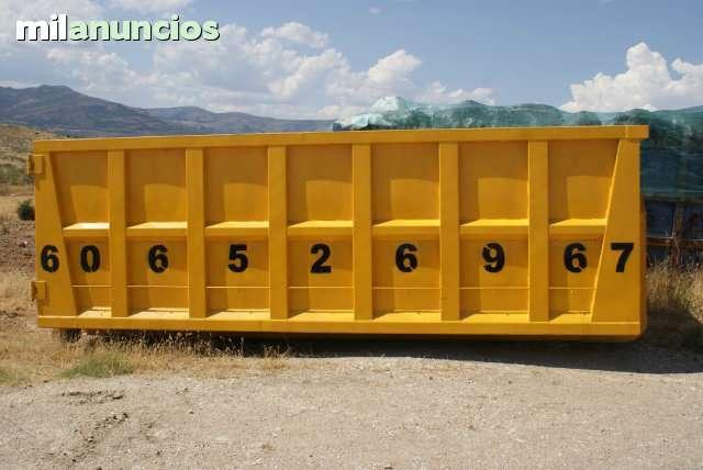 alquiler de contenedores - foto 1